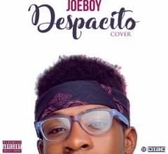 Joeboy - Despacito (Cover)